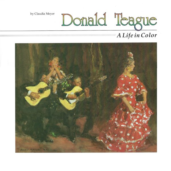 Donald Teague: A Life in Color