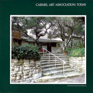 Carmel Art Association: Today